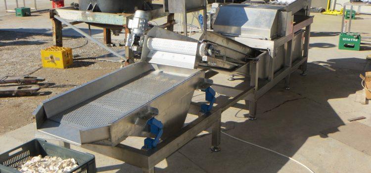 SP.VT – Mašina za seckanje sveže pečurke (šampinjona) na vodeni transport