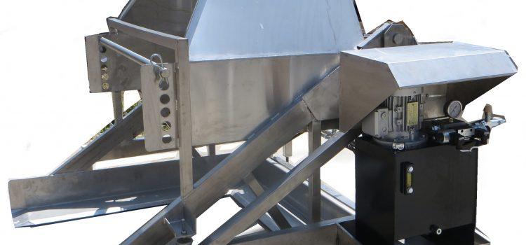 KIPER 500 – Mašina za kipovanje boks paleta