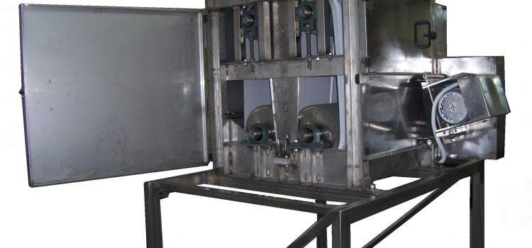 MRP – Mašina za cepanje-rasecanje paprike