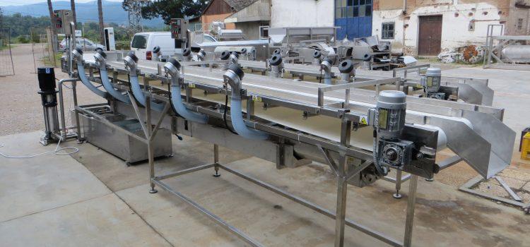 MVSL – Mašina za vadjenje semene lože paprike-Korer