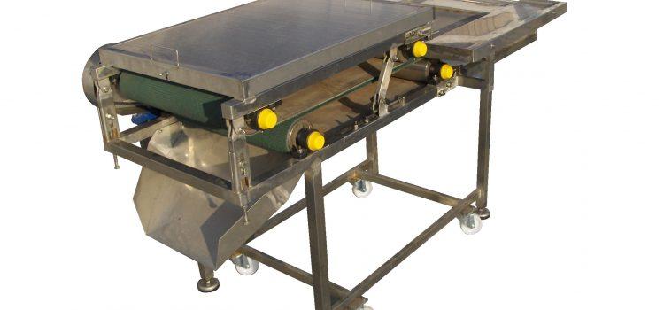 ROTA – Mašina za izdvajanje semene lože salamurene paprike