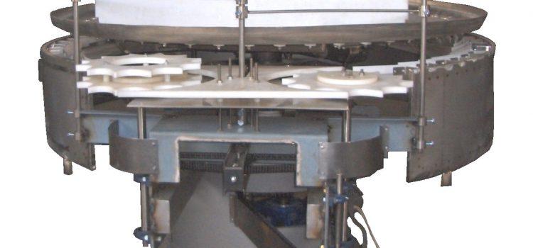 Rotaciona mašina za punjenje tegli i limenki