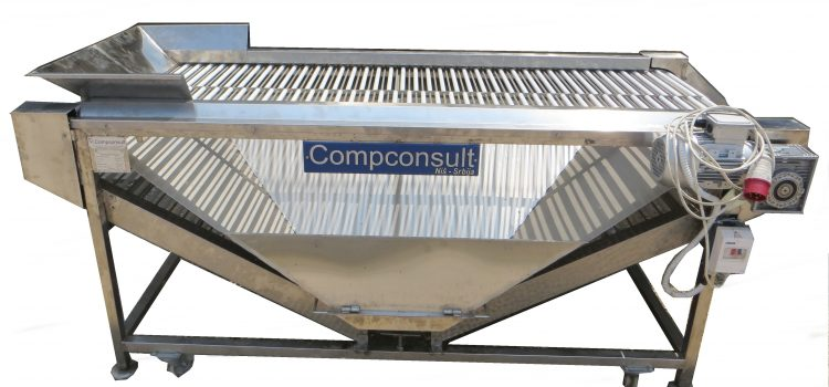 Kablibator sa valjcima – fiksni kalibar (separator)