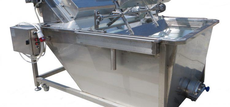 KBT – Mašina za pranje voća i povrća (barboter)