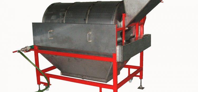 MISD – Mašina za izdvajanje sitnih delića paprike