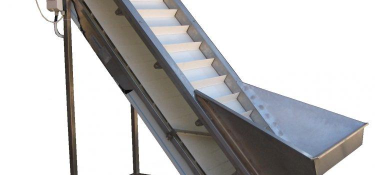 Kofičasti elevator sa PVC ili PU trakom