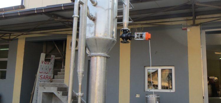 Kula za kondenzovanje bridovih para