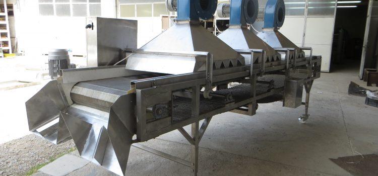 Mašina za odstranjivanje kapi vode