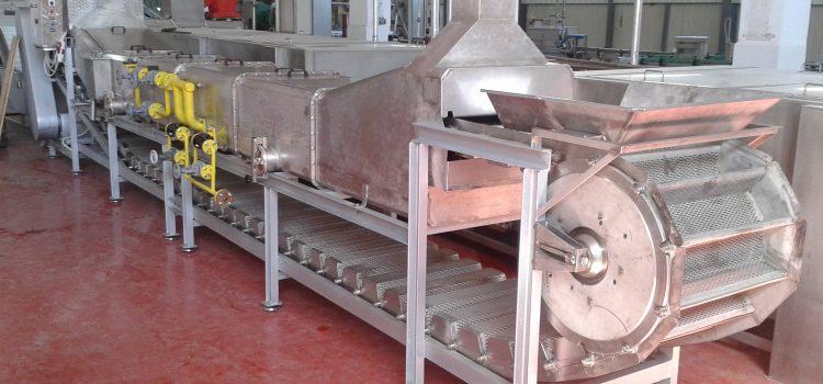 Tunelski blanšer – rehidrator