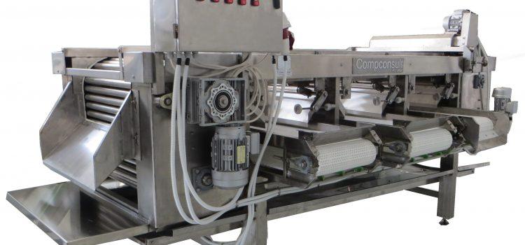 Kablibator sa valjcima sa promenljivom kalibražom